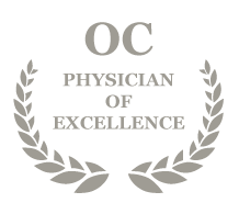Orange County Physician of Exvcellence